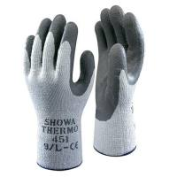 Super promo ! Showa Grip Thermo 451 gris, 10 paires