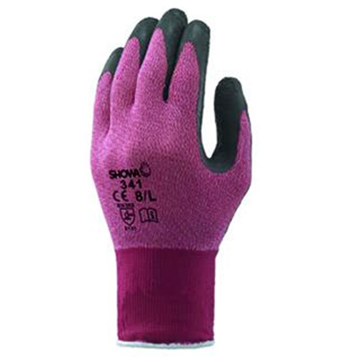 Showa 341 Advanced Grip Mauve/Rose